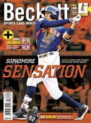 Sports Card Monthly issue May 2016