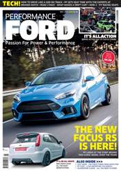 Performance Ford issue May 2016