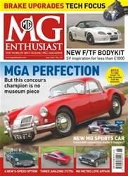 MG Enthusiast issue Vol. 46 No. 6 MGA Perfection