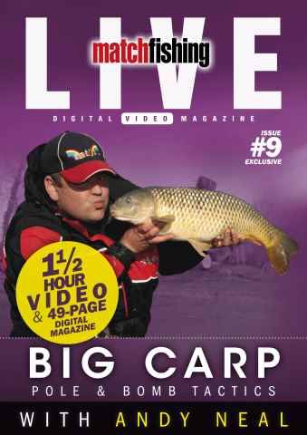 Match Fishing Live issue Issue 9