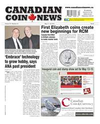 Canadian Coin News issue V54#03 - May 17