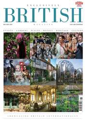 Exclusively British issue May/June 2016