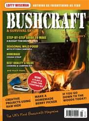 Bushcraft & Survival Skills Magazine issue Issue 62