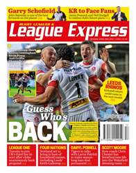 League Express issue 3016