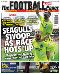 The Football League Paper issue 24th April 2016
