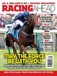 Racing Ahead issue May 2016