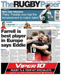 The Rugby Paper issue 24th April 2016
