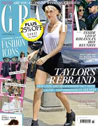 Grazia issue 2nd May 2016