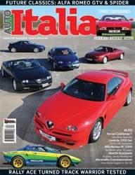 AutoItalia Magazine issue Auto Italia Issue 244