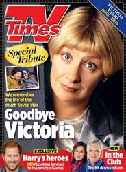 TV Times issue 30th April 2016