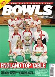 Bowls International issue May 2016