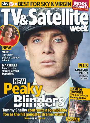 TV & Satellite Week issue 30th April 2016