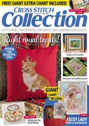 Cross Stitch Collection issue June 2016