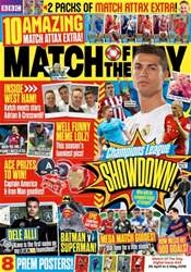 Match of the Day issue Issue 404