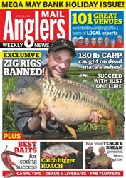Anglers Mail issue 26th April 2016