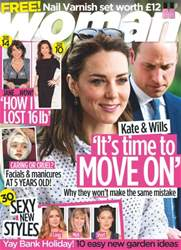 Woman issue 2nd May 2016
