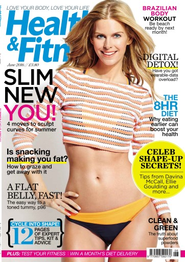 Health & Fitness issue June 2016