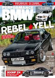 Performance BMW issue June 2016