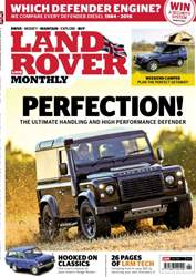 Land Rover Monthly issue June 2016