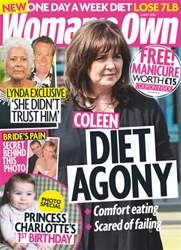 Womans Own issue 2nd May 2016