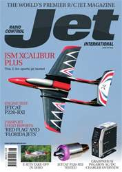 Radio Control Jet International issue June/July 2016
