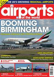 Airports of the World issue May/June 2016