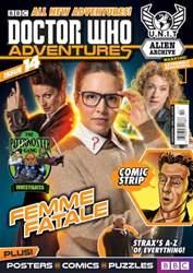 Doctor Who Adventures Magazine issue 28.04.2016