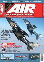 AIR International issue May 2016