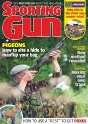 Sporting Gun issue June 2016