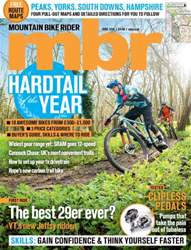 Mountain Bike Rider issue June 2016