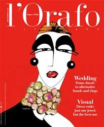 l'Orafo Italiano issue l'Orafo Italiano April 2016