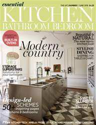 Essential Kitchen Bathroom Bedroom issue June 2016