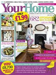 Your Home Magazine issue June 2016