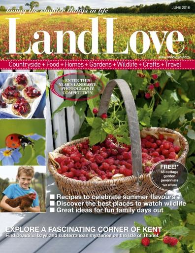 LandLove Magazine