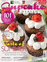 Food Heaven issue Cupcake Summer 16