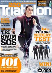 220 Triathlon Magazine issue May 2016