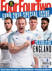 Four Four Two issue June 2016