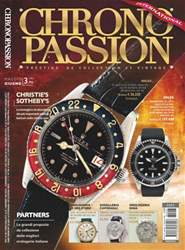 CHRONO PASSION issue Mag/Giu 2016