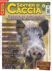 SENTIERI DI CACCIA issue MAGGIO 2016