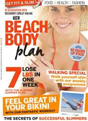 Get Fit & Slim issue No. 6 The Beach Body Plan