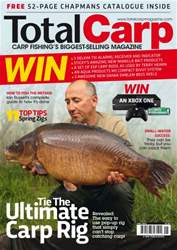 Total Carp issue May 2016