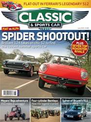 Classic & Sports Car issue June 2016