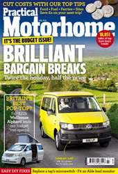 Practical Motorhome issue  July 2016