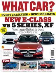What Car Magazine issue June 2016