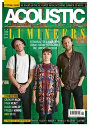 Acoustic issue Jun-16
