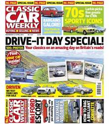 Classic Car Weekly issue 27th April 2016