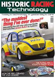 Historic Racing Technology issue Spring 2016