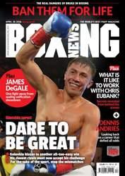 Boxing News International issue 26/04/2016