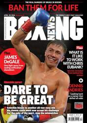 Boxing News UK issue 26/04/2016