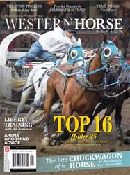 Western Horse Review issue Western Horse Review May/June Edition